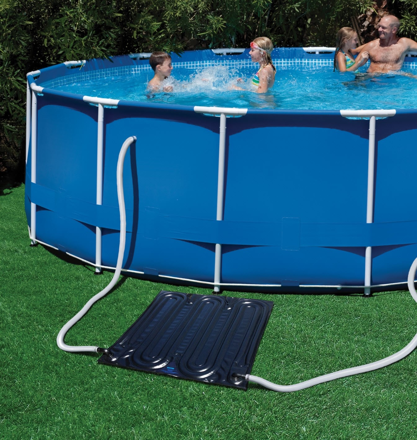 Buyers guide to solar pool heaters for Piscina 5 x 10