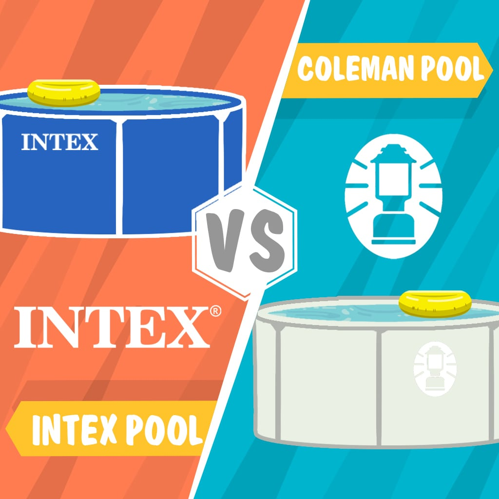 Coleman Pools vs. Intex Pools – Comparing the Two Industry Leaders