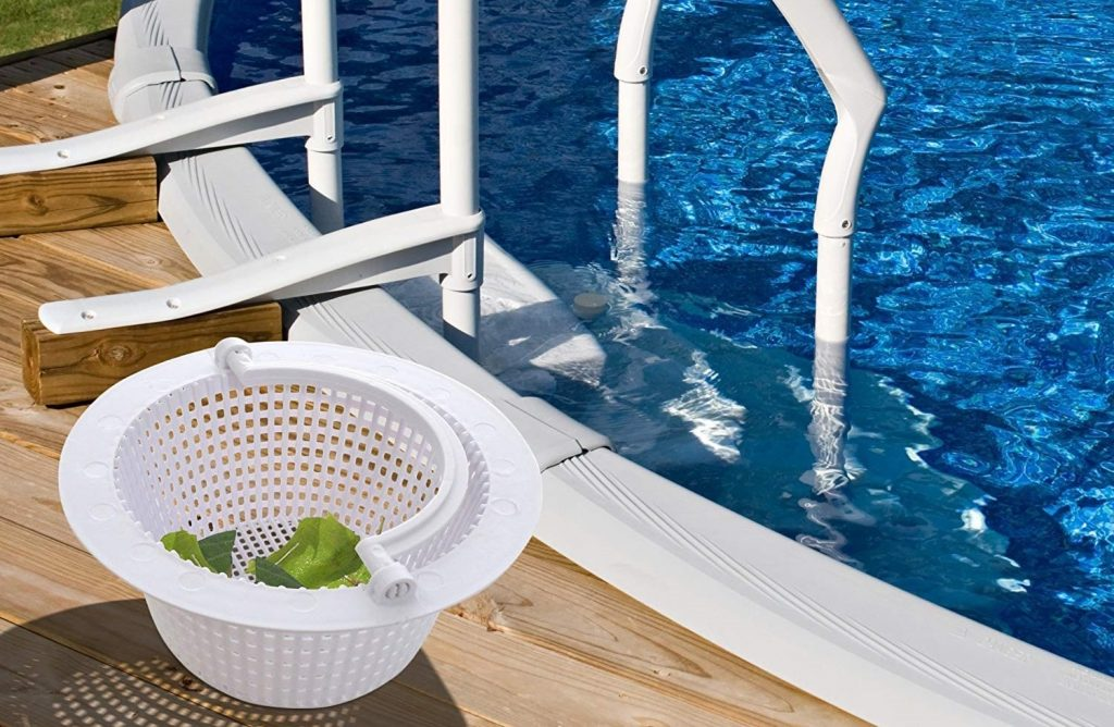 Pool Skimmer Basket