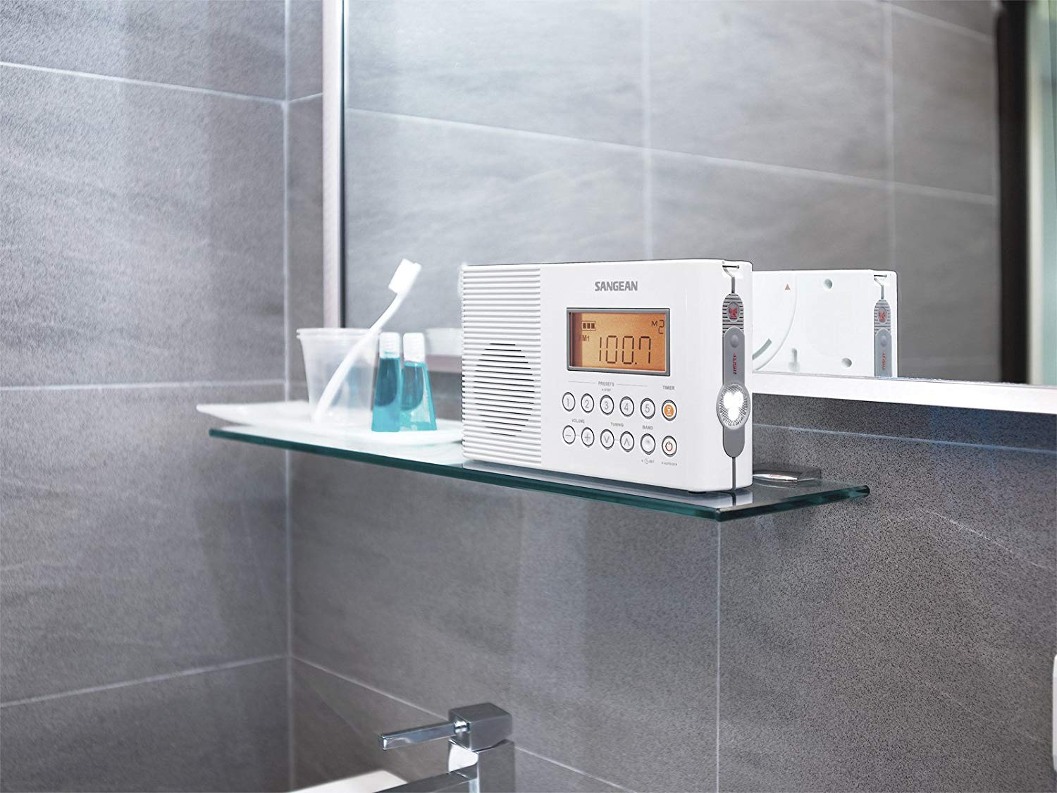 8 Best Shower Radio Reviews 2019 Amp Buying Guide