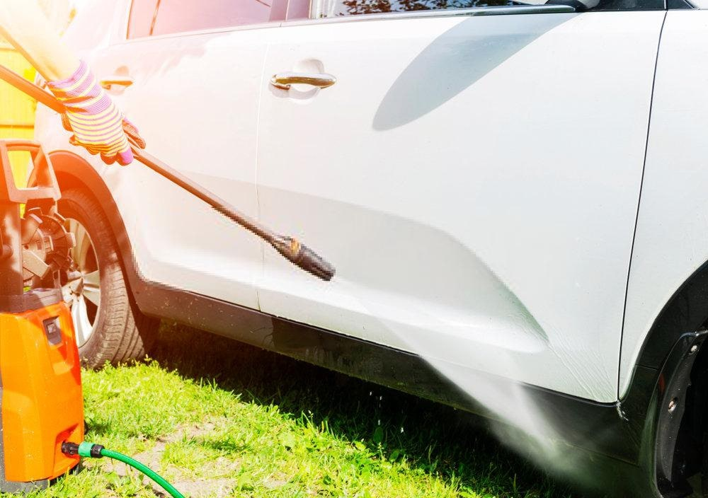 Electric Pressure Washers for Cars