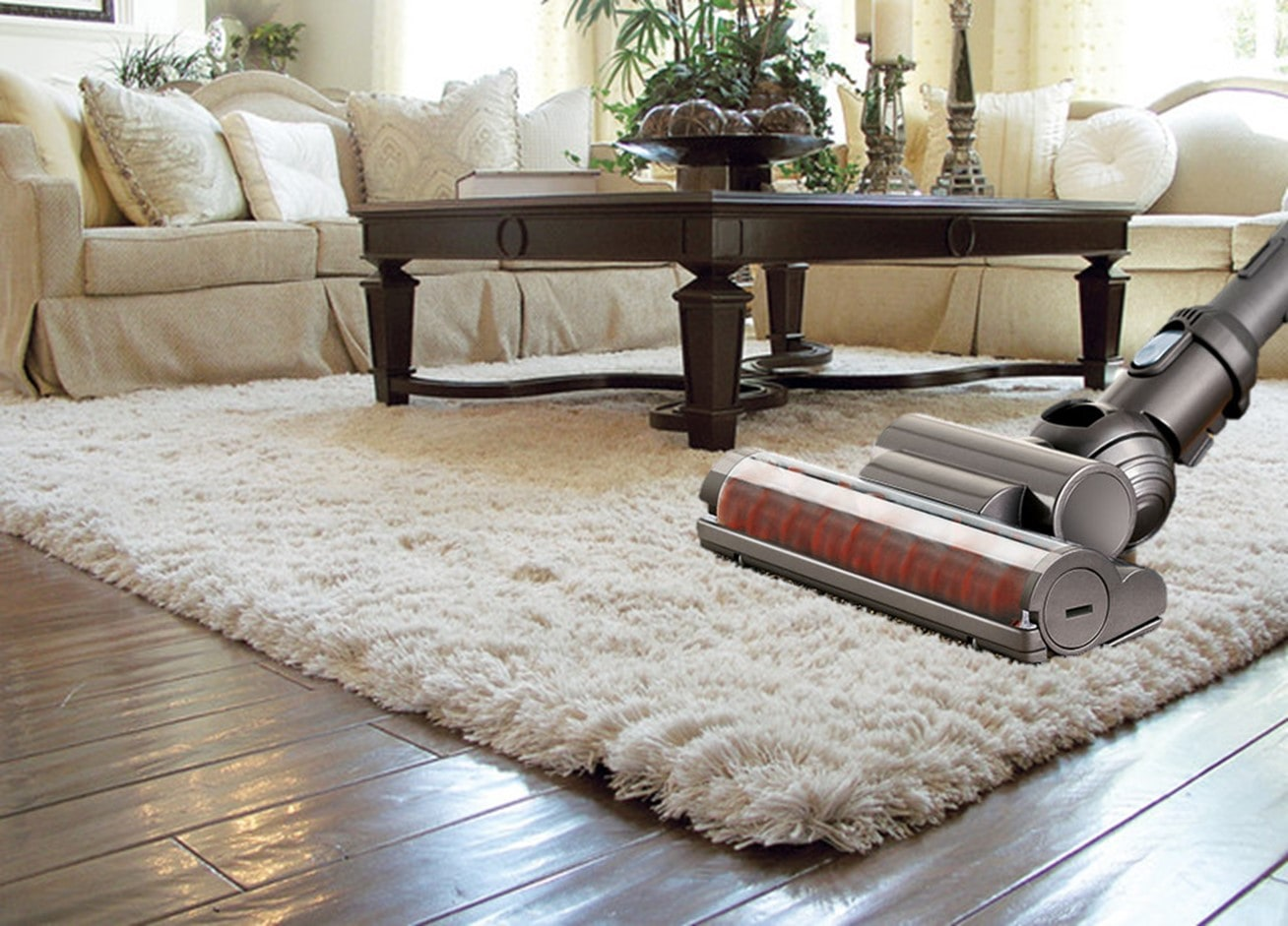 Vacuums for High Pile Carpet