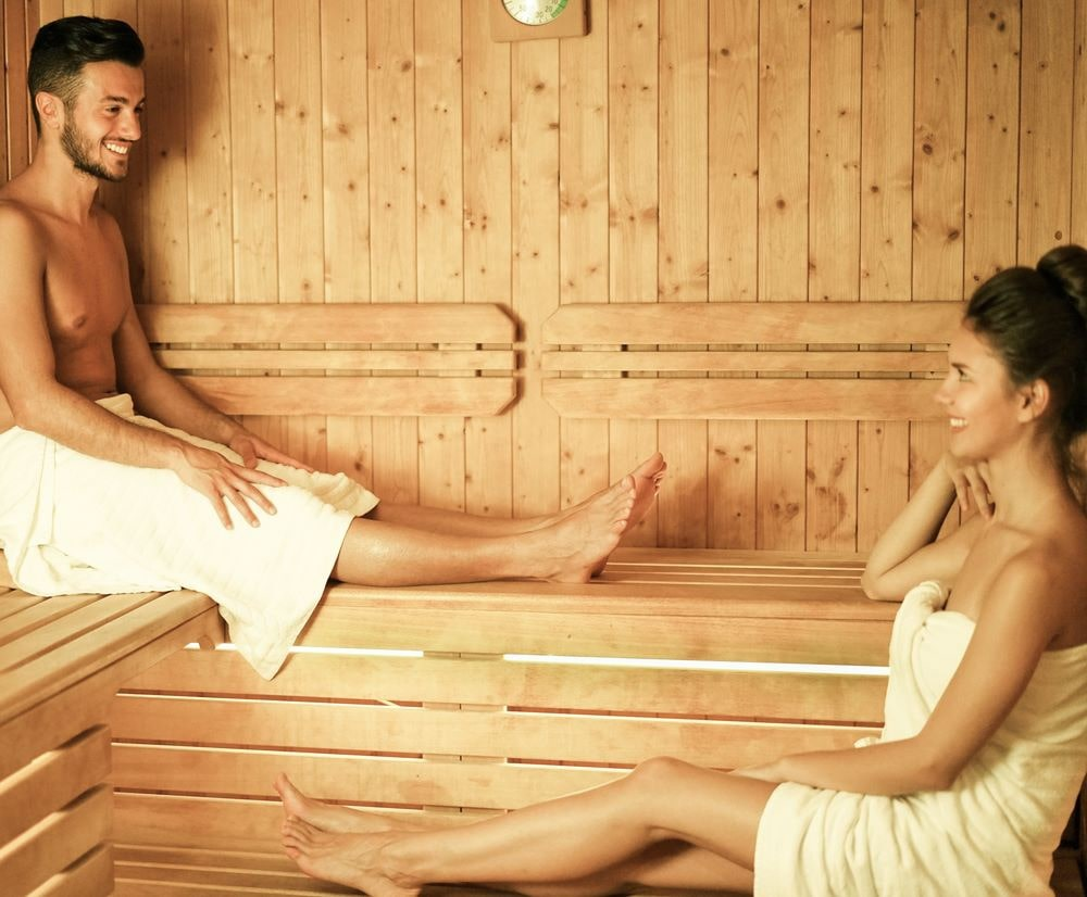 2-person Infrared Sauna