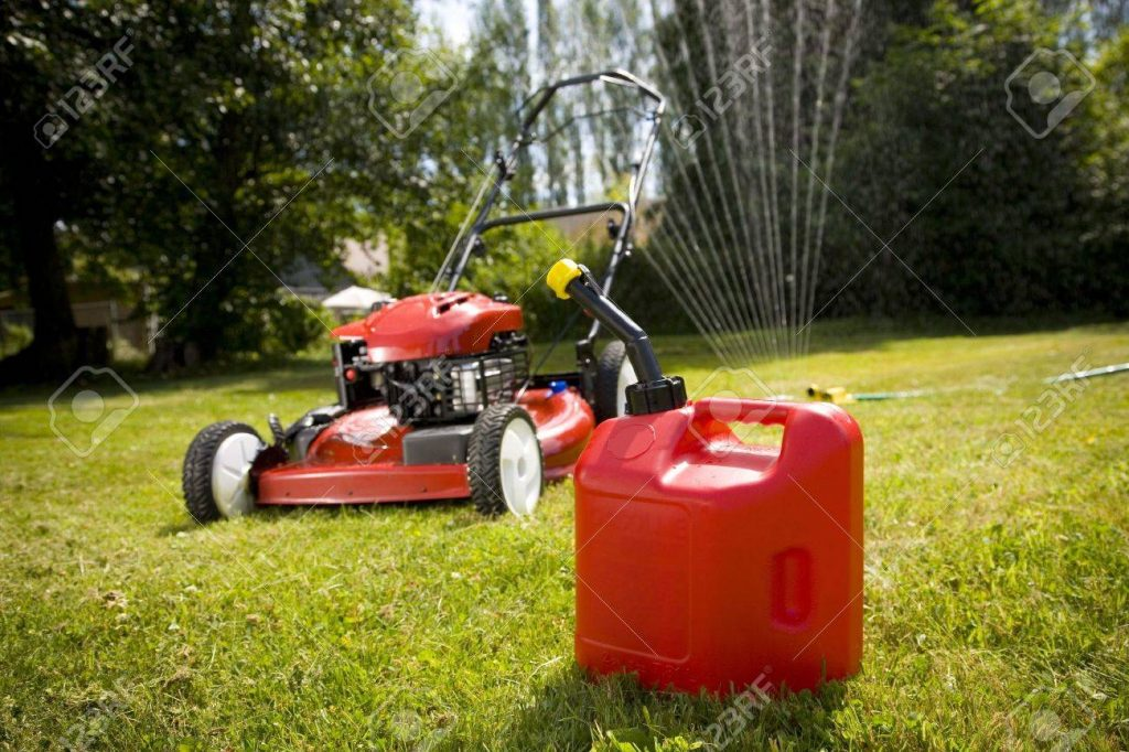Gas Can for Lawn Mower