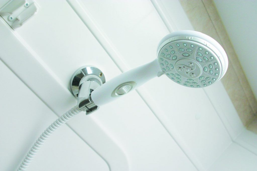 RV Shower Head