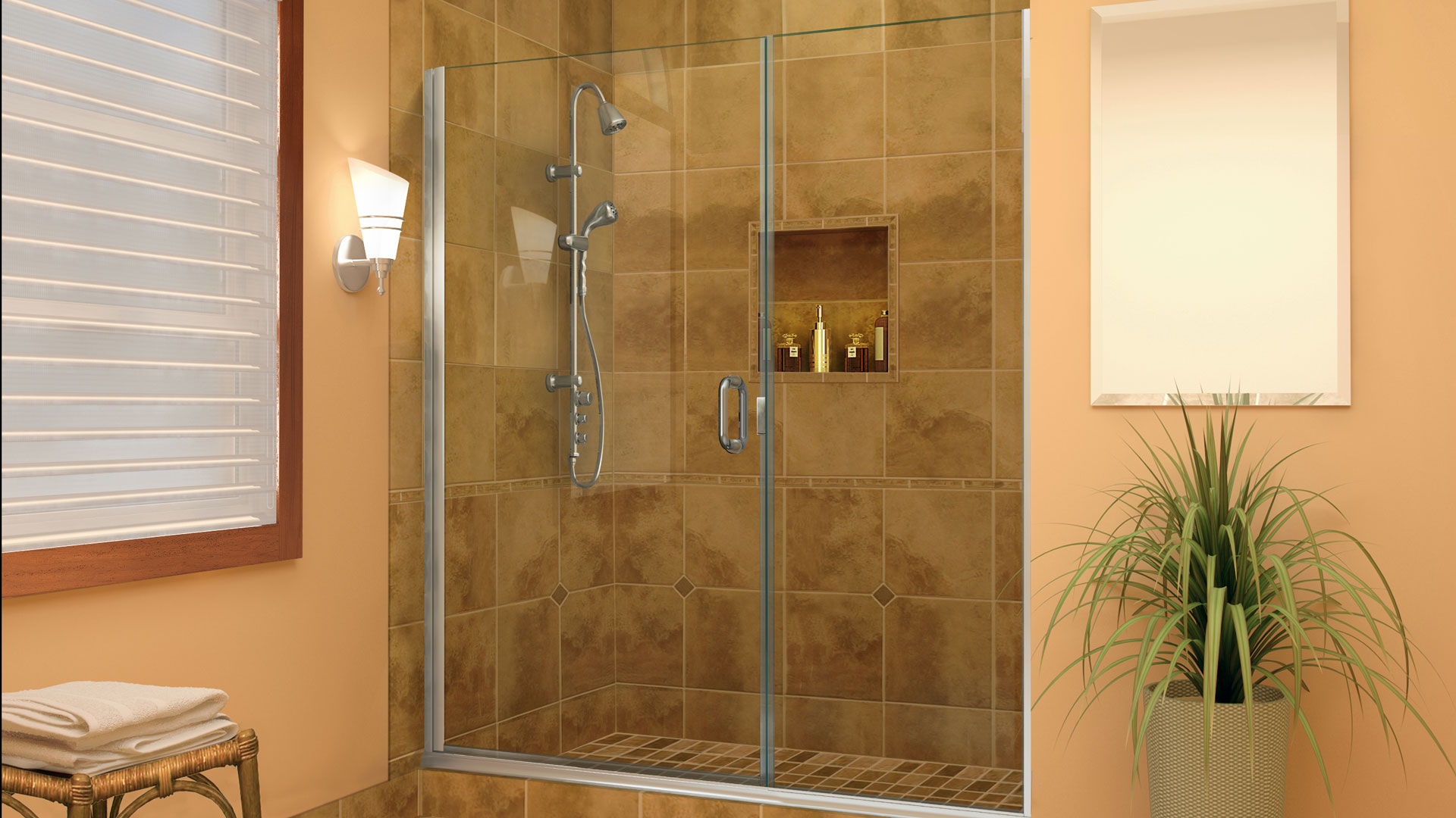 Top 10 Best Showers Door Reviews 2019 Guide