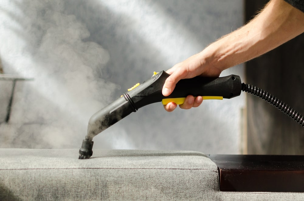 Handheld Steam Cleaner For Grout