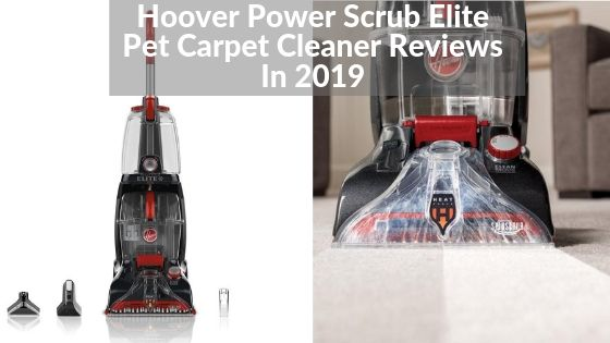 Hoover Power Scrub Elite