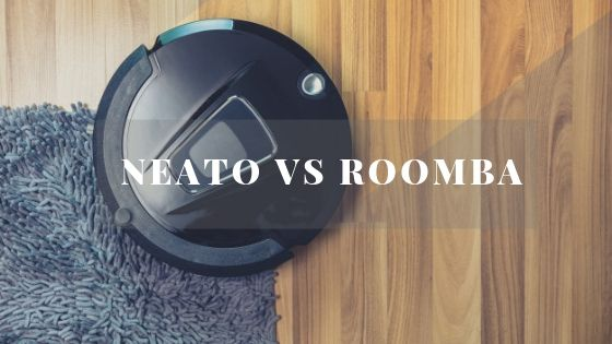 Neato vs Roomba