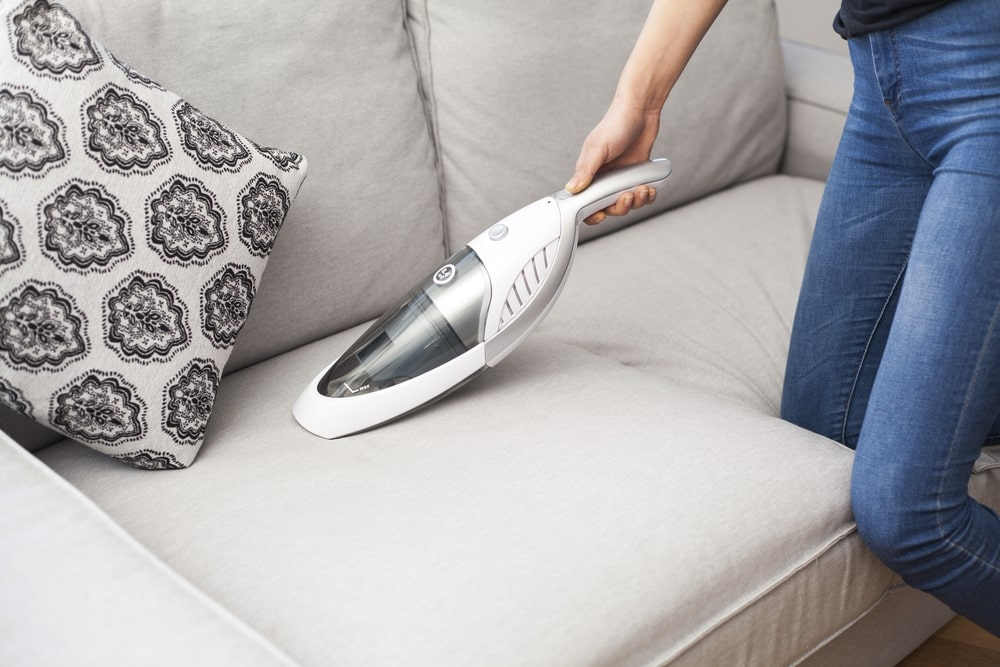 Rechargeable Vacuum