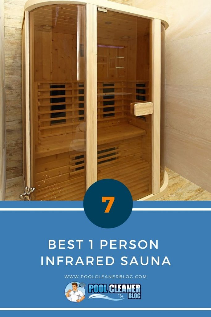 Best 1 Person Infrared Sauna