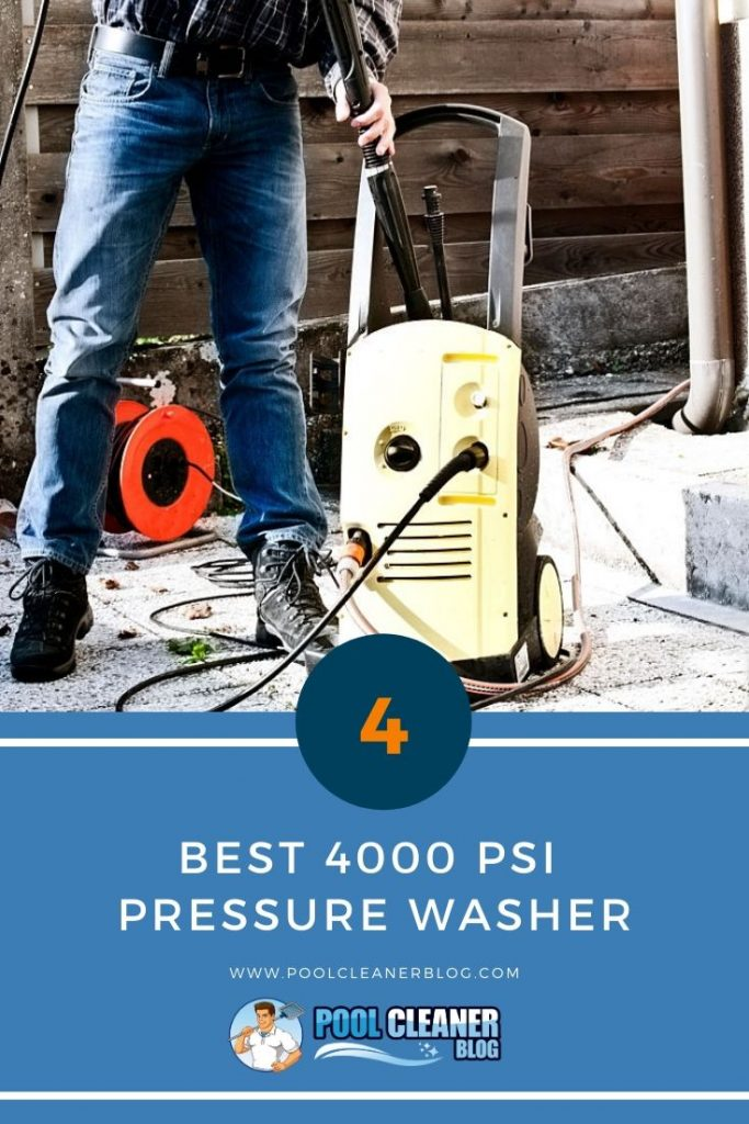 Best 4000 PSI Pressure Washer