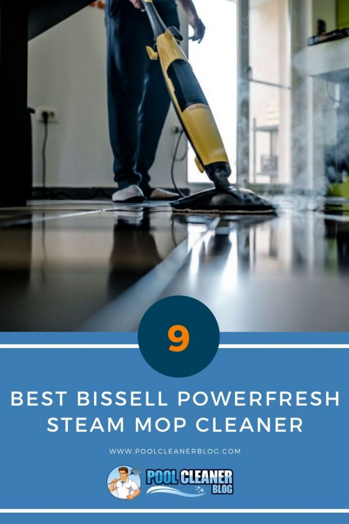 Bissell Powerfresh Steam Mop Cleaner Reviews 2019