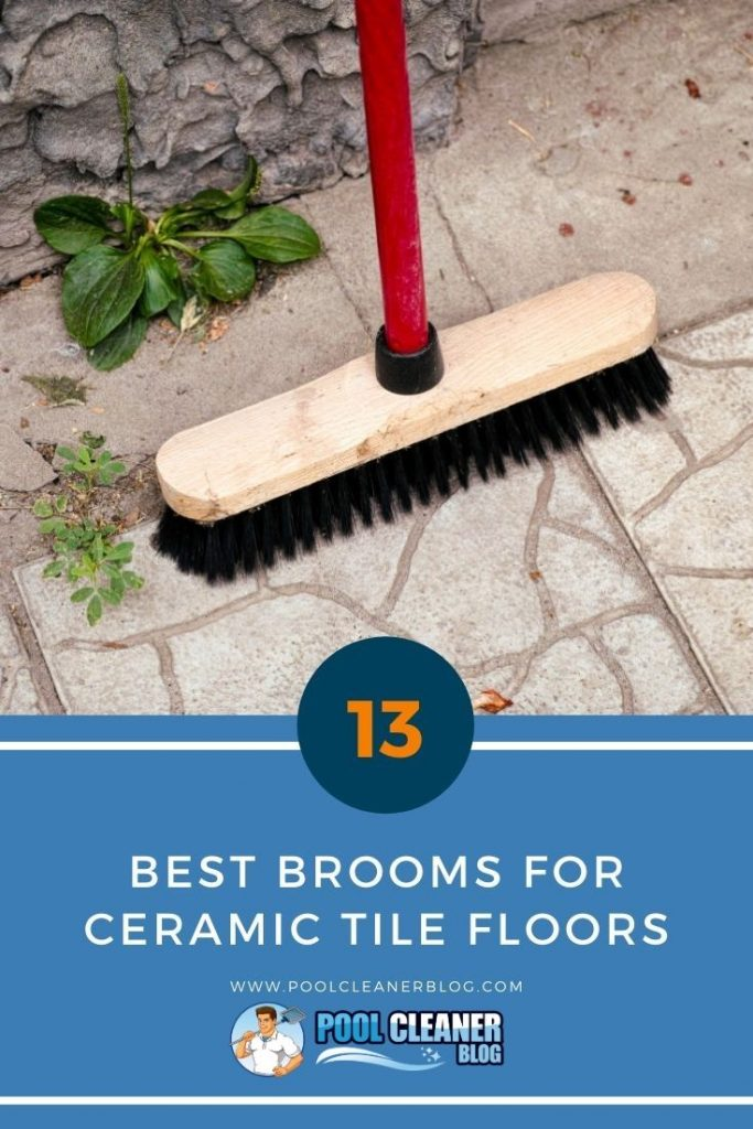 Best Brooms for Ceramic Tile Floors