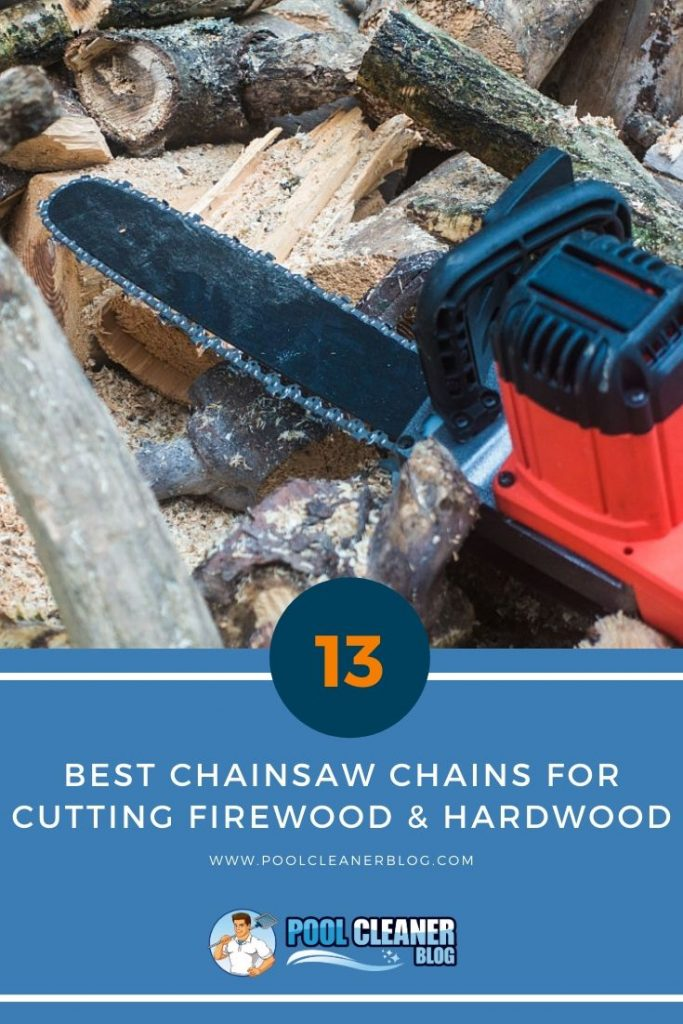 Best Chainsaw Chains for Cutting Firewood & Hardwood