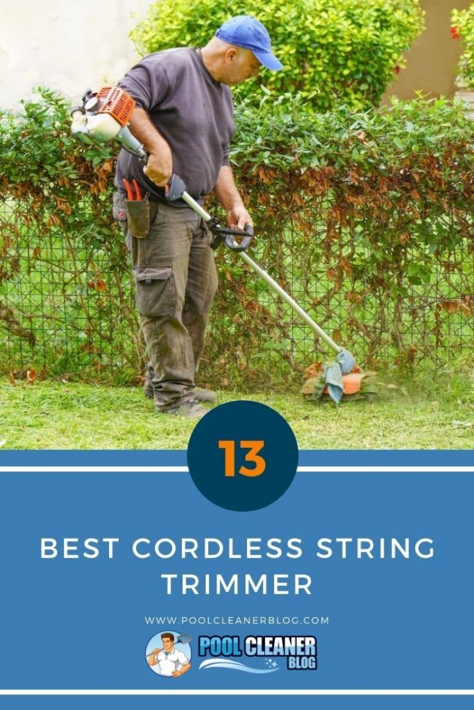 Best Cordless String Trimmer