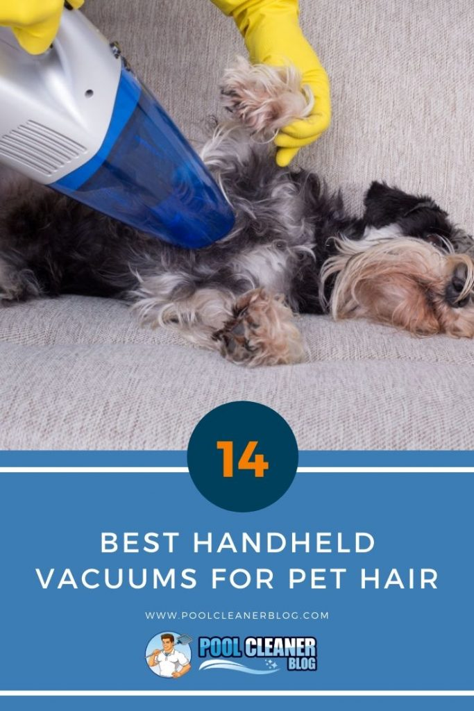 Best Handheld Vacuums for Pet Hair