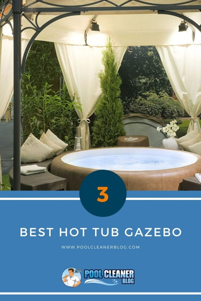 Best Hot Tub Gazebo