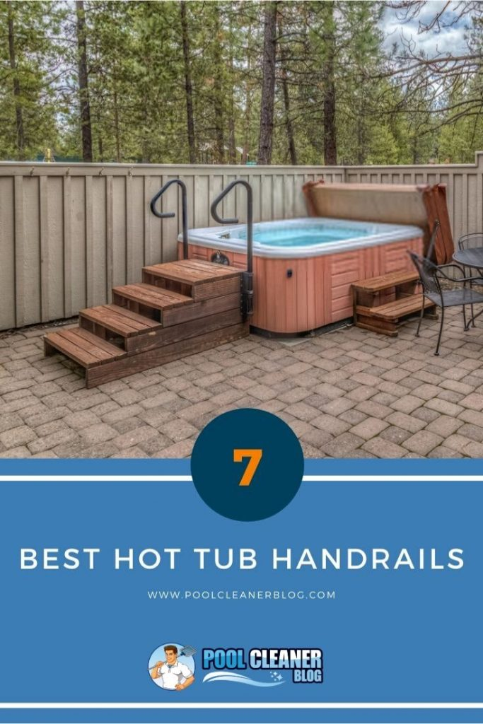 Best Hot Tub Handrails