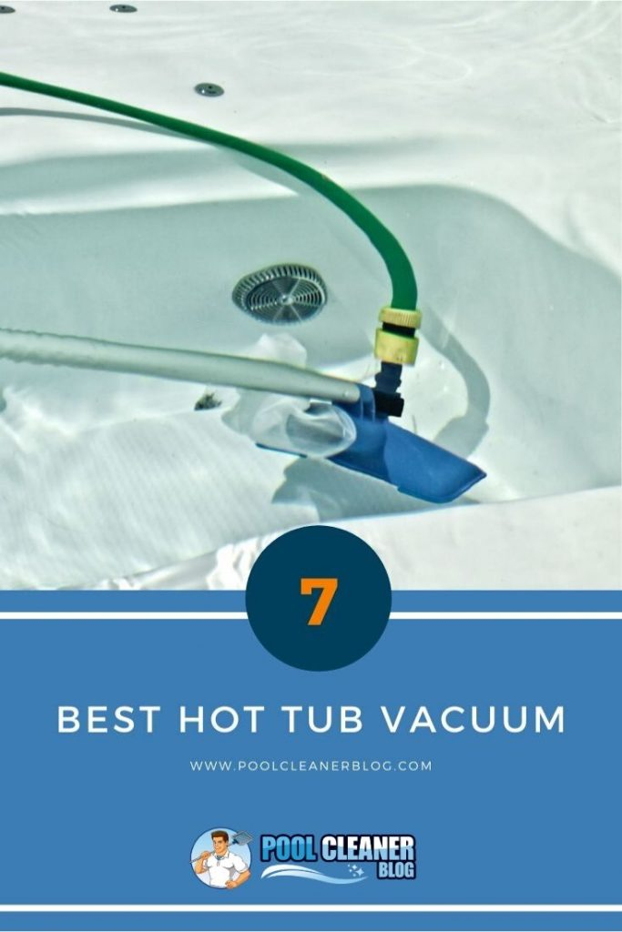 Best Hot Tub Vacuum
