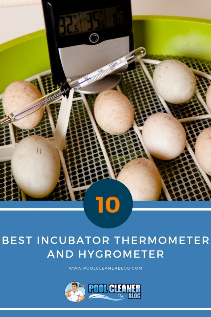 Best Incubator Thermometer and Hygrometer