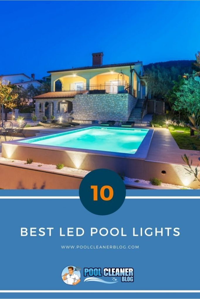 Best LED Pool Lights