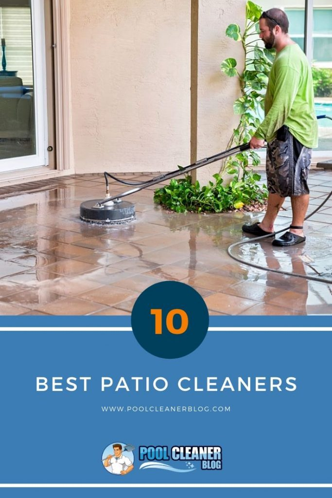 Best Patio Cleaners