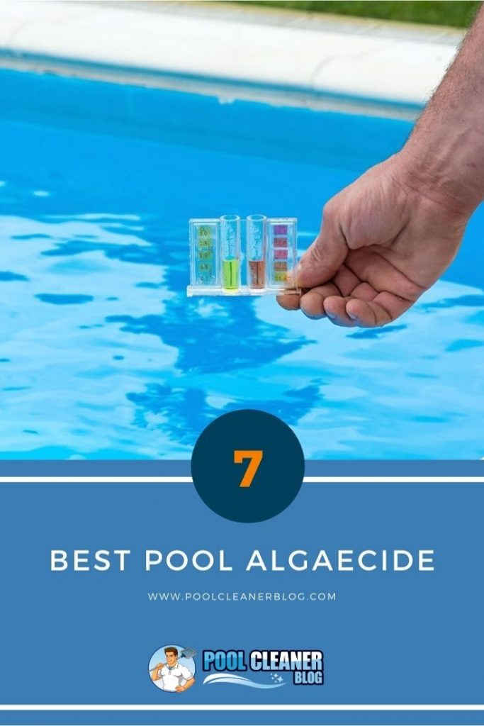 Best Pool Algaecide