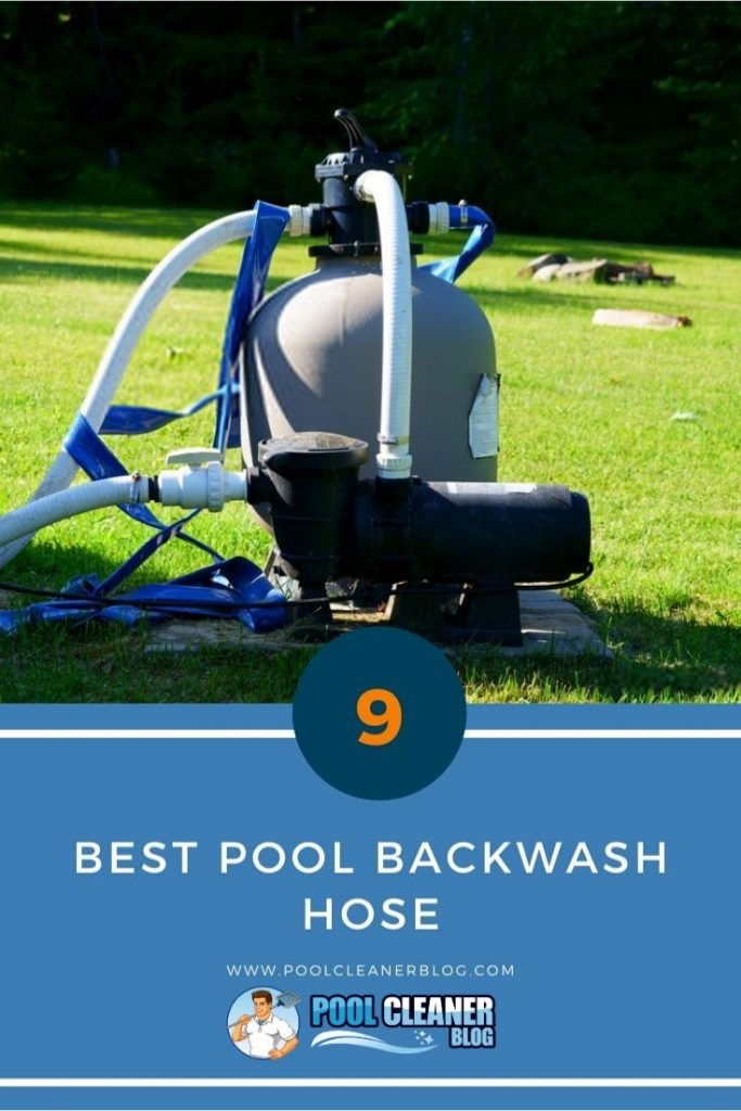 Best Pool Backwash Hose