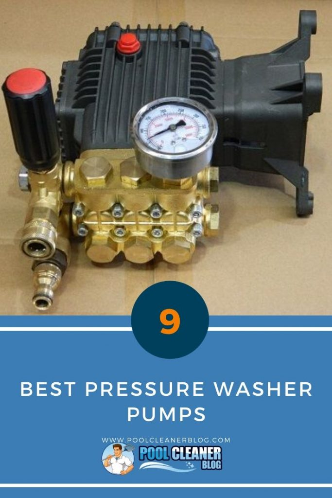 Best Pressure Washer Pumps
