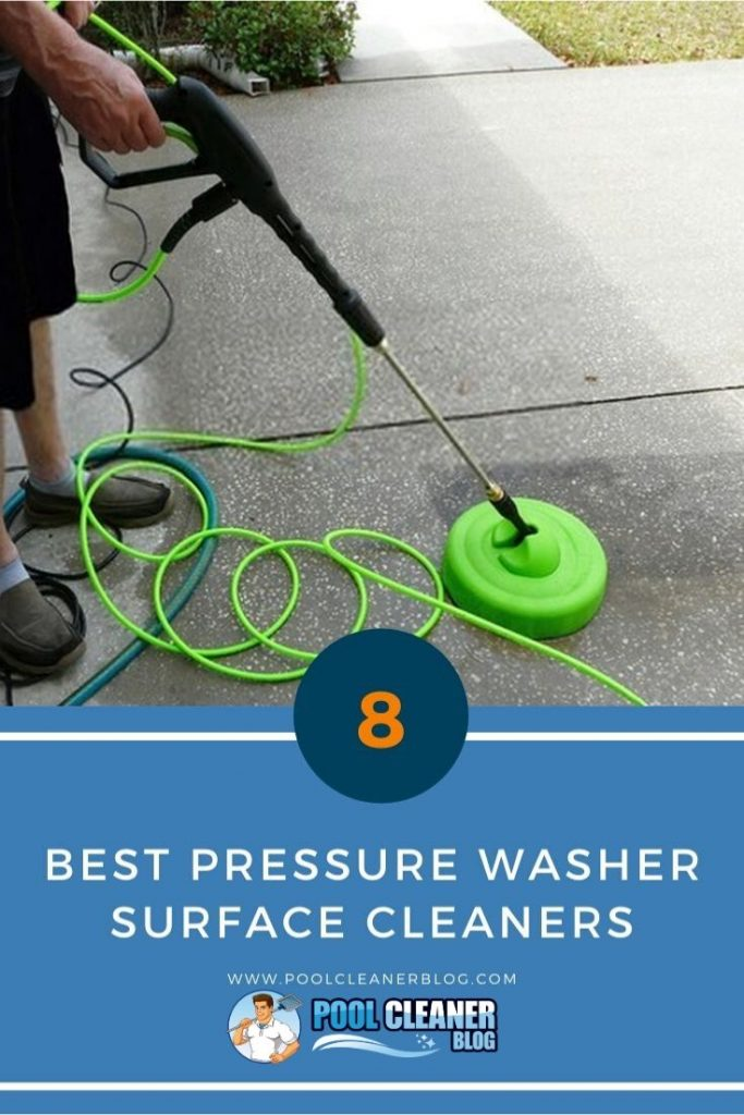 Best Pressure Washer Surface Cleaners
