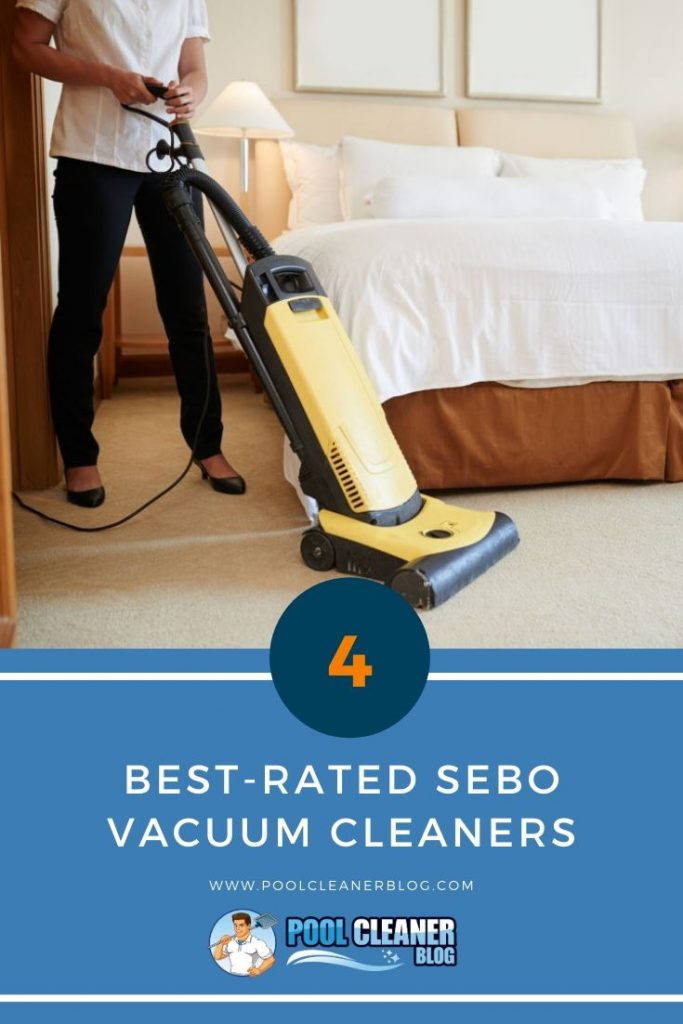 Best-Rated Sebo Vacuum Cleaners