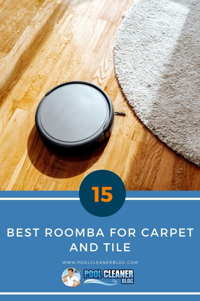 Best Roomba For Carpet and Tile