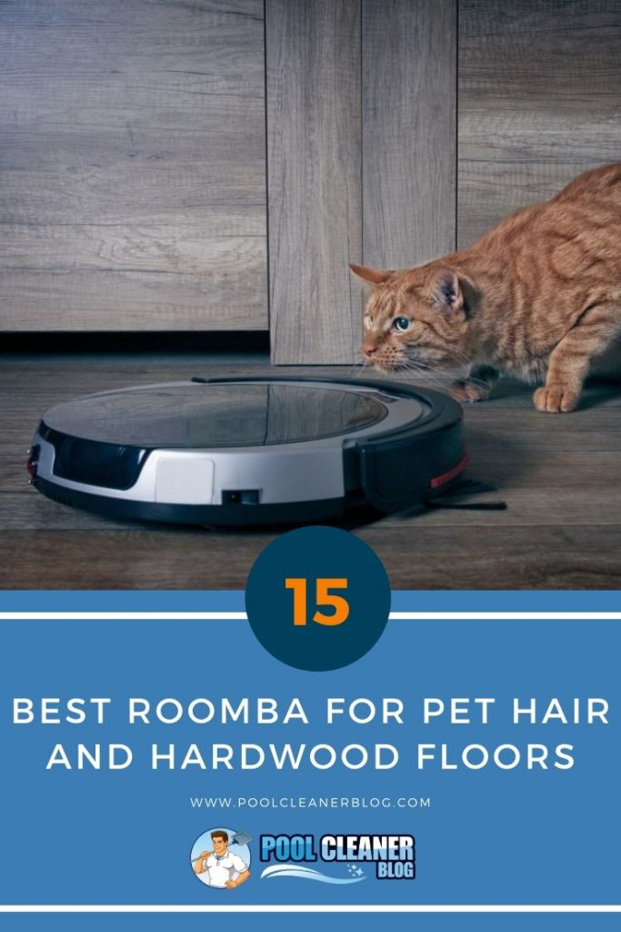 Best Roomba for Pet Hair and Hardwood Floors