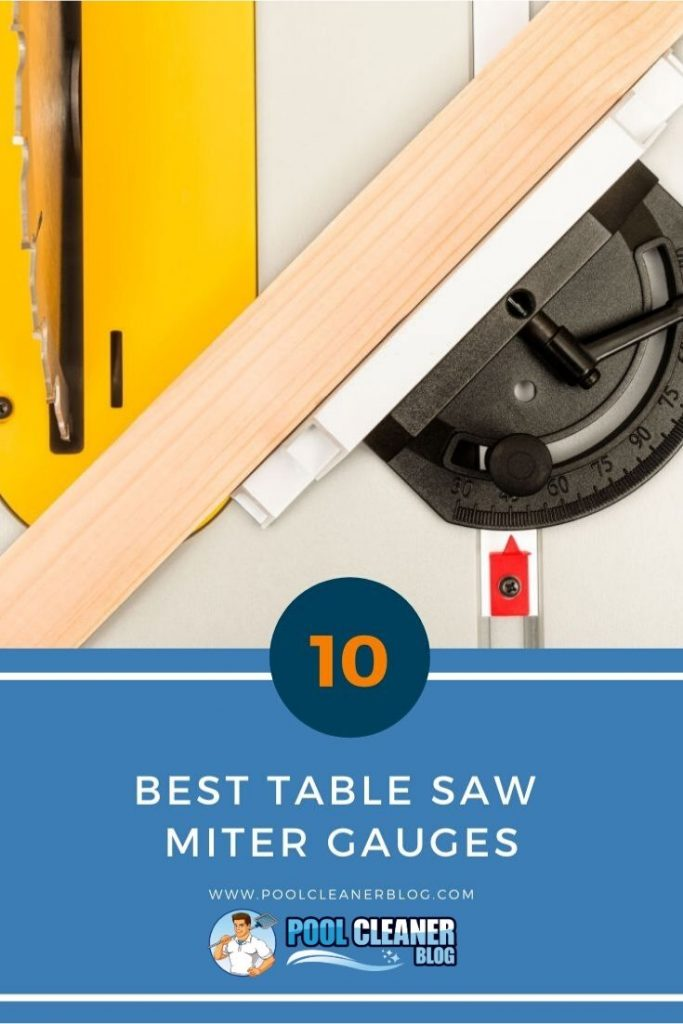 Best Table Saw Miter Gauges