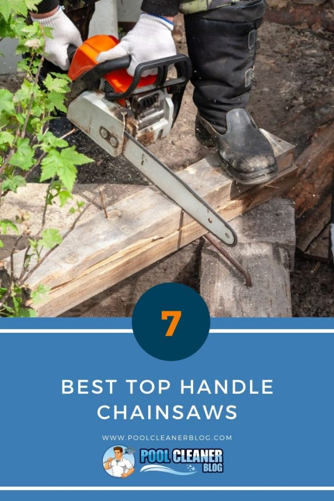 Best Top Handle Chainsaws