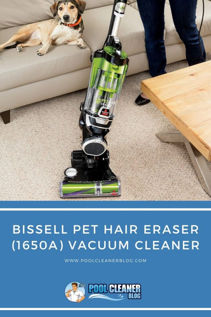 Bissell Pet Hair Eraser (1650A) Vacuum Cleaner