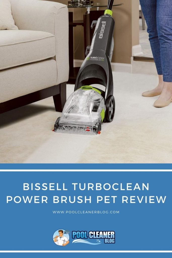 Bissell TurboClean Power Brush Pet Review