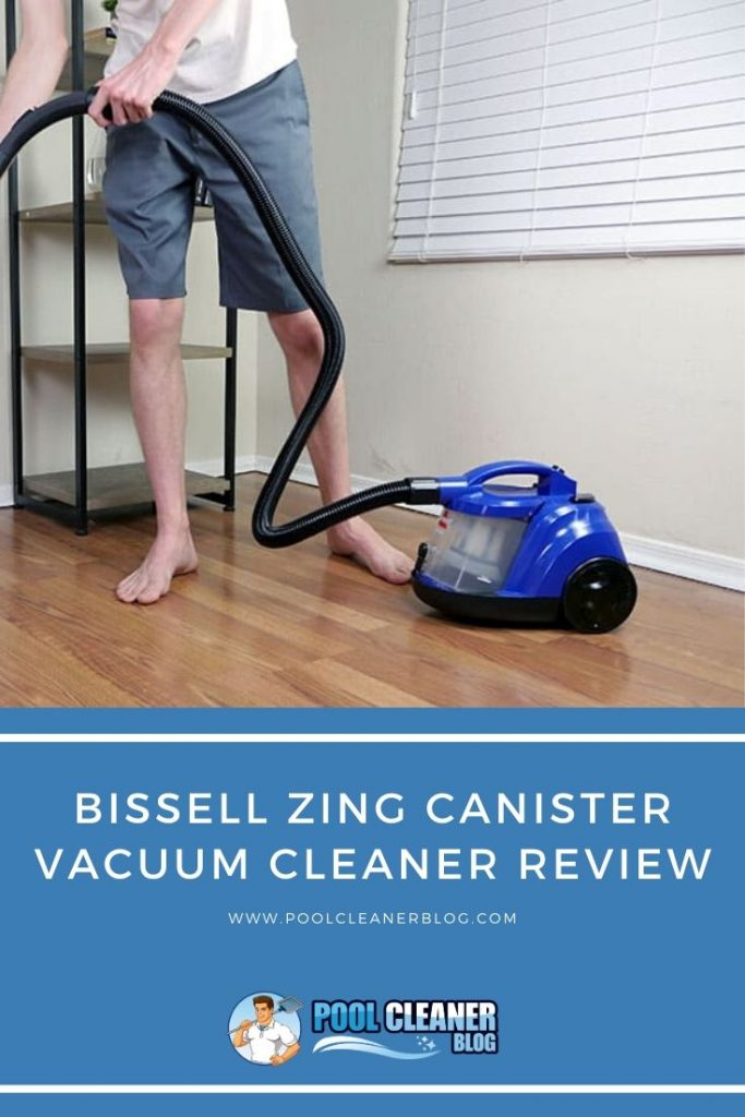 Bissell Zing Canister Vacuum Cleaner Review