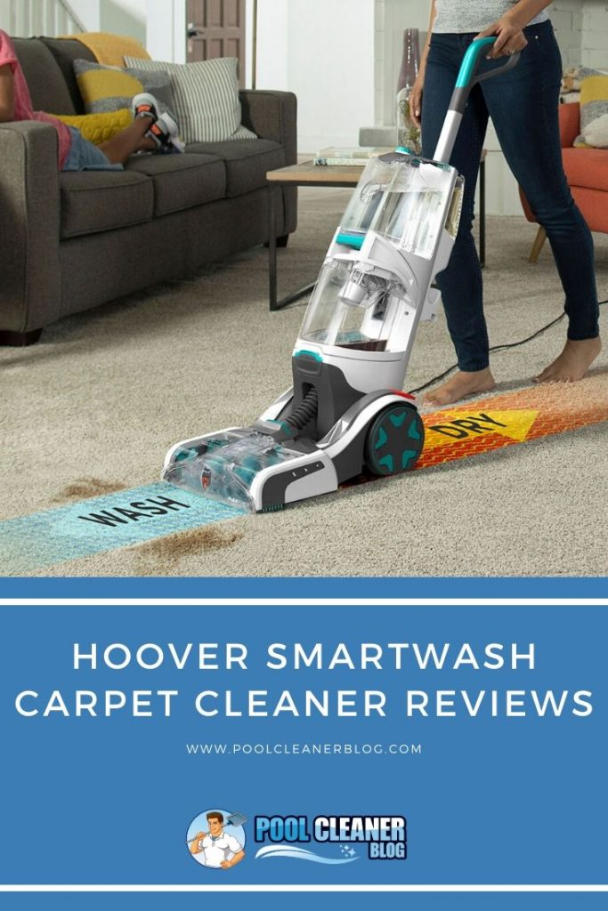 Hoover Smartwash Carpet Cleaner Reviews