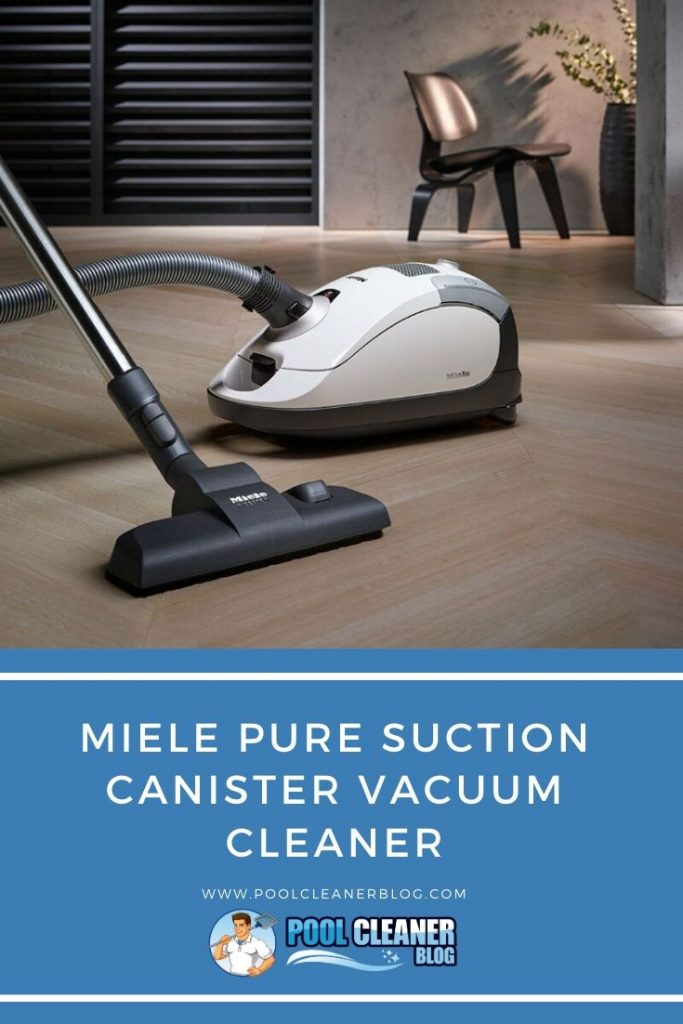 Miele Pure Suction Canister Vacuum Cleaner 2020 Reviews