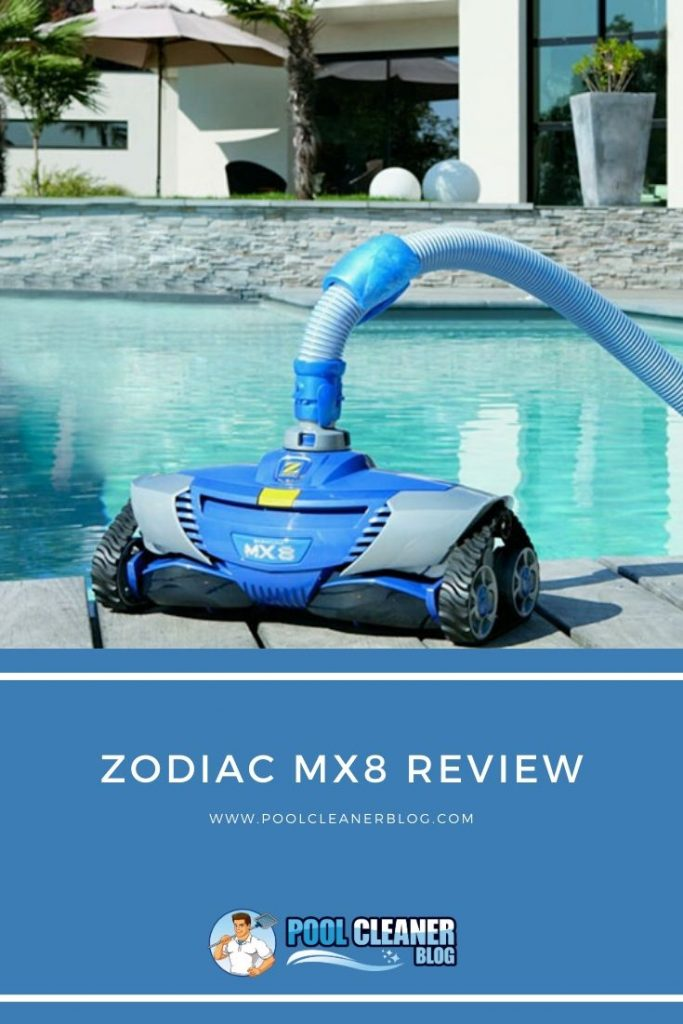 Zodiac MX8 Review
