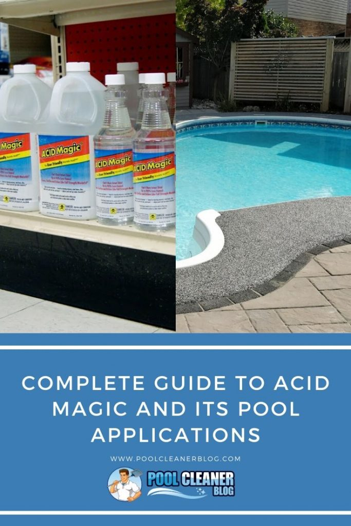 Complete Guide to Acid Magic and Its Pool Applications