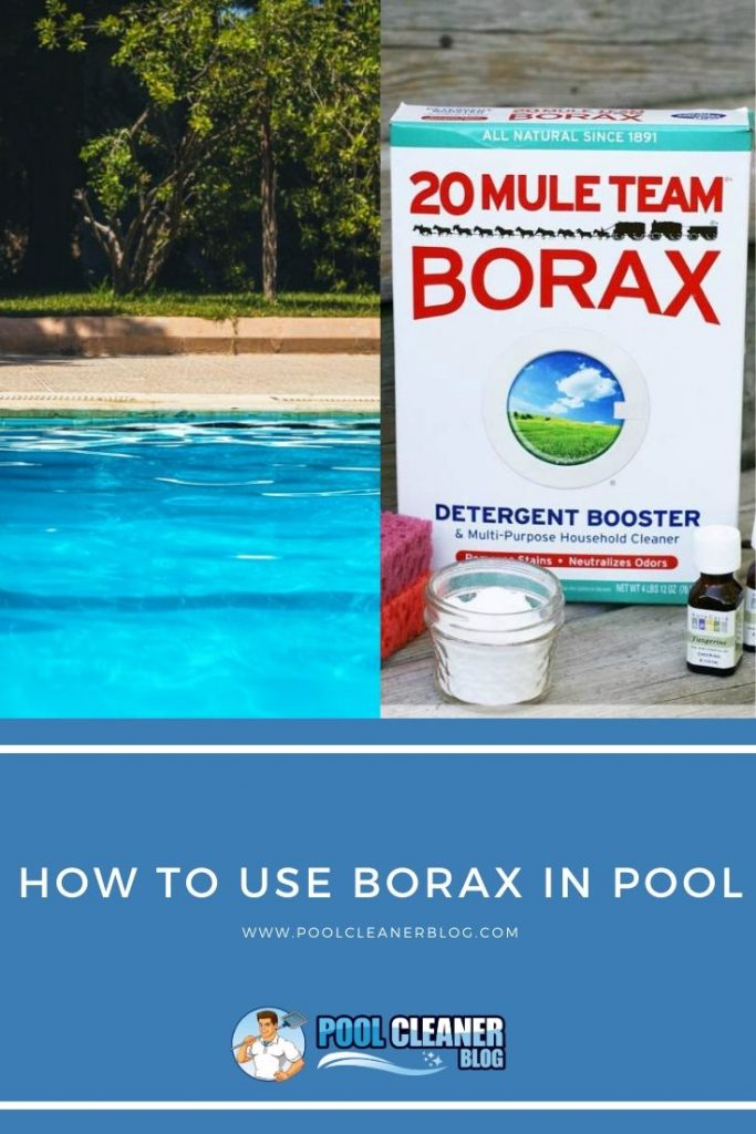 How to Use Borax in Pool