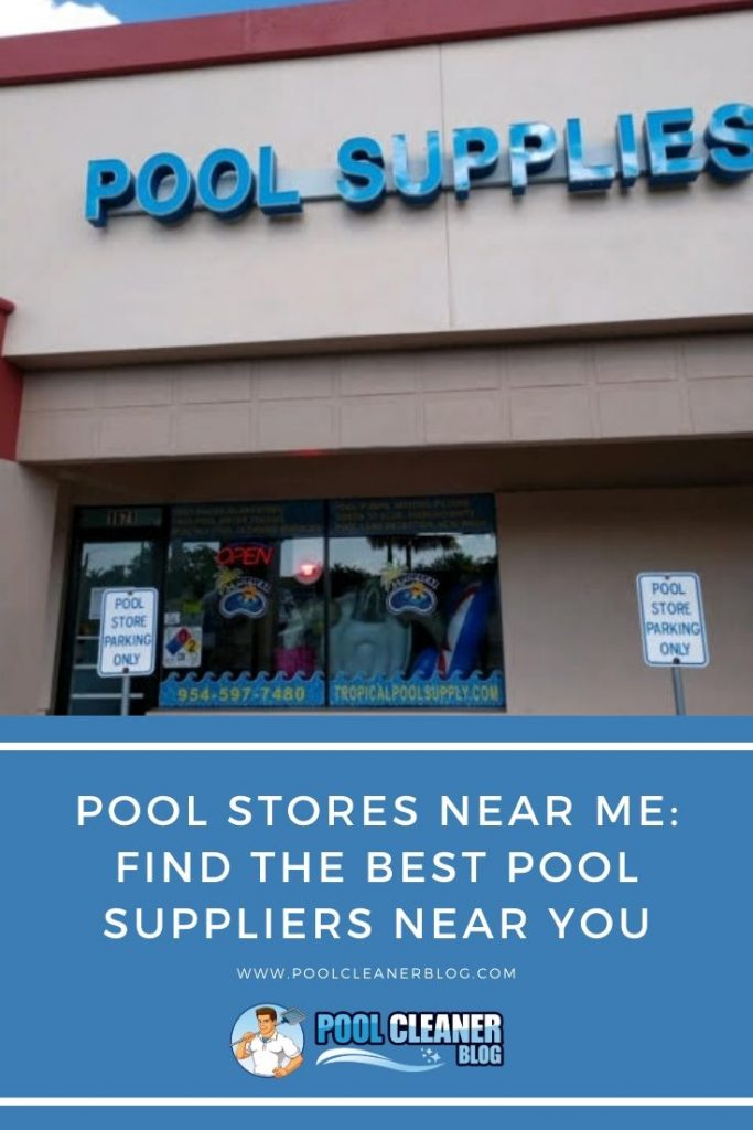 Pool Stores Near Me: Find the Best Pool Suppliers Near You