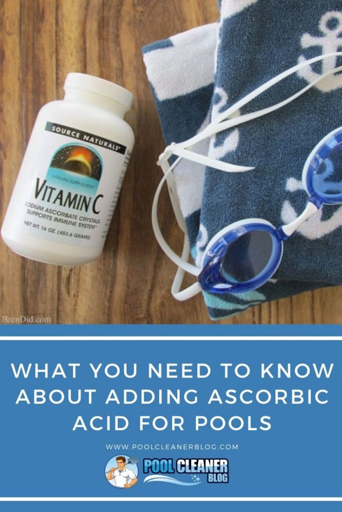 What You Need to Know About Adding Ascorbic Acid for Pools