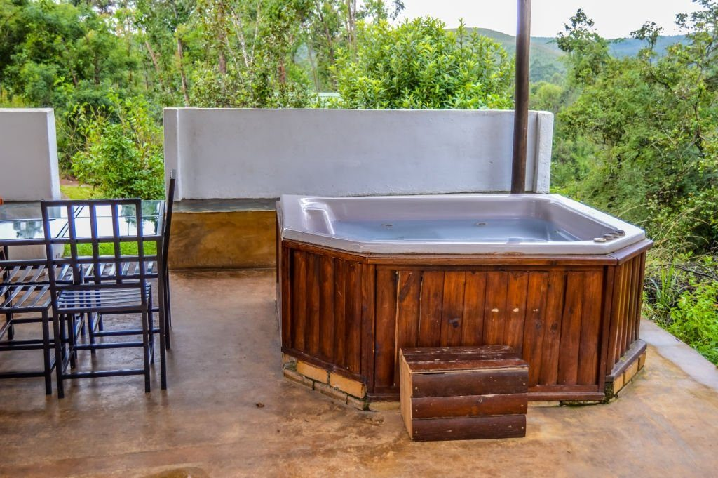 Above Ground Hot Tubs