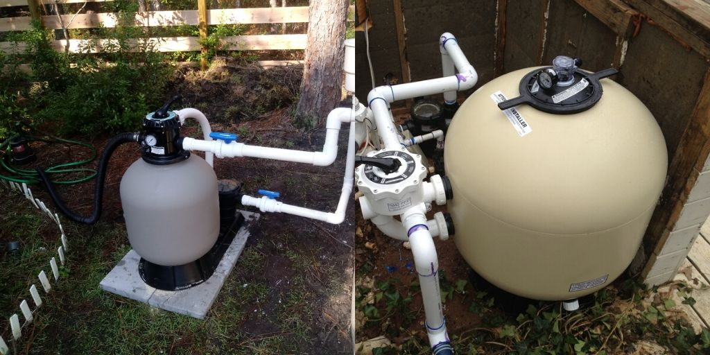 Above Ground Pool Filter