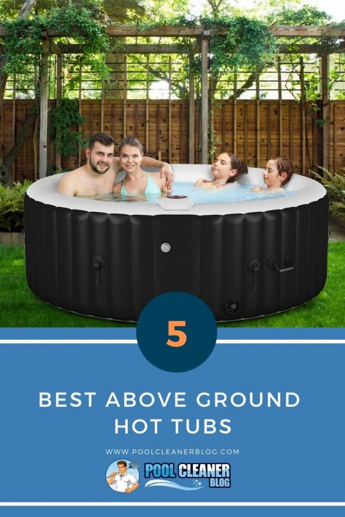 Best Above Ground Hot Tubs