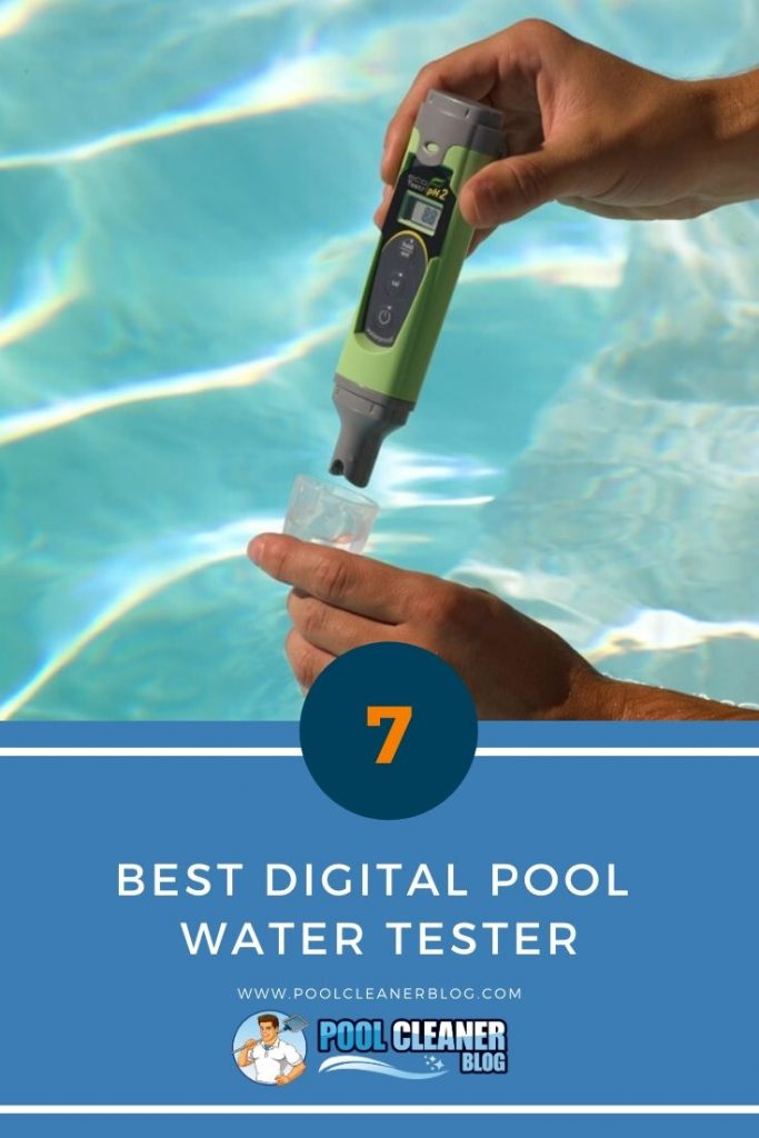 The 7 Best Digital Pool Water Tester In 2020